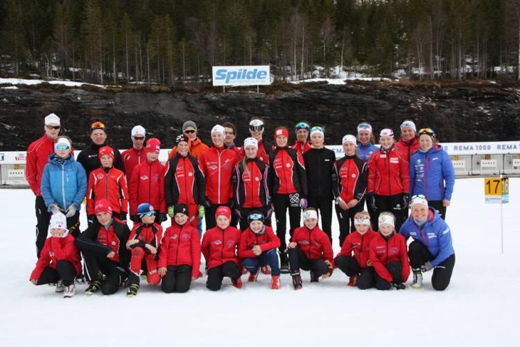 Voss skiskyttarlag Skiskyting